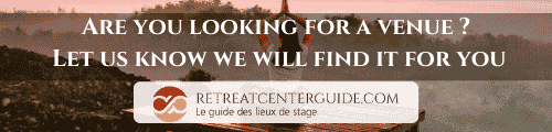 find retreat center for wellness group